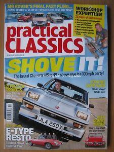 Practical Classics December 2018 Vauxhall Chevette HS Jaguar E-Type Alfa Spider