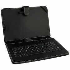 "USB Keyboard Case Cover For 10.1"" Dell XPS 10 / Latitude 10 ST2 Windows Tablet"