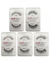 Red Cherry Lashes / 100% Human Hair False Eyelashes / High Quality Fake Lashes