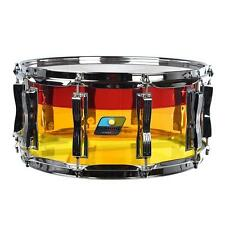Ludwig LS903VXXTS Vistalite 6.5x14 Tequila Sunrise Snare Drum - Limited Edition