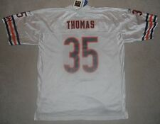 nwt Chicago Bears Nfl Football Jersey #35 Anthony Thomas A Train Adidas Xl White
