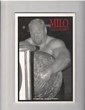 Milo Bodybuilding Strongman Weightlifting Magazine Sammuelsson 9-04 vol 12 #2