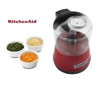 KitchenAid KFC3511 3.5 Cup Food Choppers/Robot Culinaire Slice, Chop, Dice
