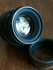 Helios 44-2 M42 58mm F / 2.0 Beautiful Flare USSR Lens for Zenit Pentax Canon