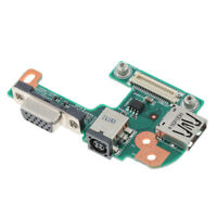Laptop For Dell Inspiron N5110 DC IN Power Jack Port VGA Board USB Socket