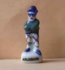 Fève Le Carnaval - 1996 - Costume de Arlequin