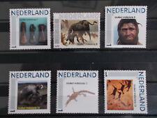 Nederland 2012 Ucollect Prehistorie 7 t/m 12   postfris/mnh