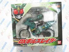 Masked Kamen Rider Agito DX Gills Rider Motorcycle Figure Popy Bandai Japan