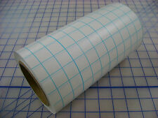 """Sticky Back Embroidery Stabilizer 8"""" wide Roll by 81 Feet long"""