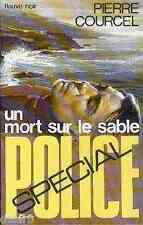 UN MORT SUR LE SABLE par Pierre Courcel
