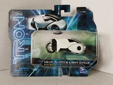 Disney Series 1 Tron Hevin Flynn's Light Cycle Diecast Spin Master New