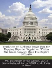 Evaalution of Airborne Image Data for Mapping Riparian Vegetation Within the Gra