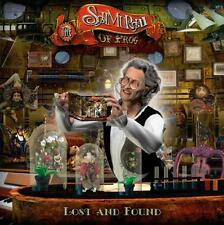 THE SAMURAI OF PROG - Lost and Found  2CD DIGIPACK NEW MAY 2016