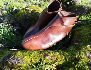 """shoes Viking """"hedeby"""" type 2 shoes"""