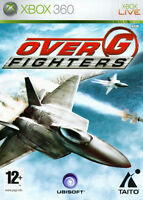 Over G Fighters (Microsoft Xbox 360, 2006) CHEAP PRICE AND FREE POSTAGE