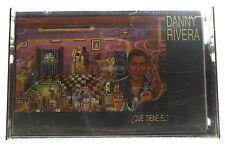 danny rivera que tiene el?(Audio Cassette)