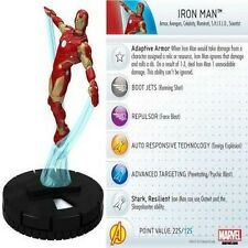 MARVEL HEROCLIX FIGURINE 10th anniversary : Iron Man #009