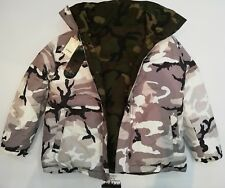 Genuine CANADA GOOSE x VETEMENTS Camouflage REVERSIBLE OVERSIZED PARKA -Size XXL