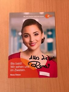 11 AK ZDF Bettys Diagnose Autogrammkarten original signiert mit Löffler /& Fitz