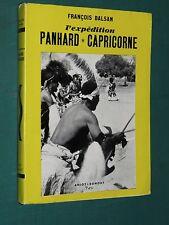 L'expédition Panhard Capricorne François BALSAN