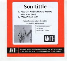 (HD915) Son Little, Your Love Will Blow Me Away When My Heart Aches - 2015 DJ CD