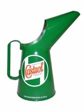 Castrol Oil Vintage Style 1/2 Half Pint Tin Can Jug Pourer - Ideal Gift Him Her