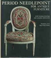 Period Needlepoint for Antique Furniture