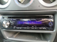 2002 Ford Au Falcon Sedan Kenwood CD Player S/N# V6579 BE5388