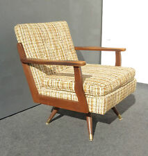 Vtg Danish Mid Century Modern Arm Chair Paoli Chair Co. 1965 Charlotte Perriand