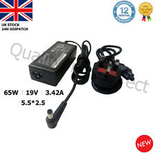 For Asus Laptop Charger Adapter Power Supply 19V 3.42A 5.5*2.5mm 65W X502C X550C