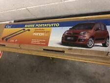 BARRE PORTATUTTO PORTABAGAGLI GEV FIAT PANDA 3 SERIE Dal 2012