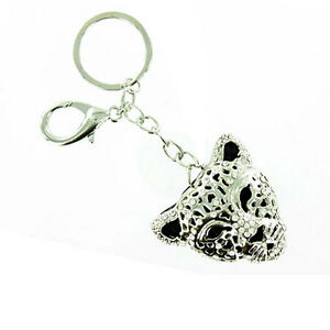 ilovefj Panther Keyring / Handbag Charm MORE COLOURS AVAILABLE