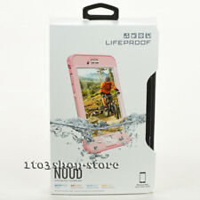 LifeProof nuud Waterproof Water Dust Proof Case for iPhone 6s Plus Pink NEW BOX