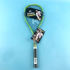 Black Knight ION Quartz PSX Squash Racquet 130g RF-93 stiff Brand new #4844