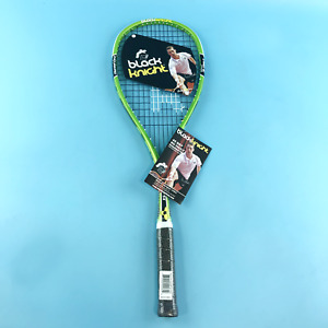 Black Knight ION Quartz PSX Squash Racquet 130g RF-93 stiff Brand new #4844