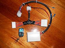Nissan 370z bypass remote DVD kit