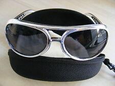 Elvis Style Economy Silver Sunglasses