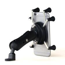 RAM Motorcycle Bike Handlebar Rail Mount w/ X-Grip Holder for Cell Phone, GPS