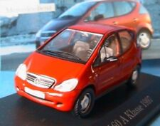 MERCEDES BENZ A160 1.4 KLASSE CDI 1997 W168 ROUGE IXO ALTAYA 1/43 ROT ROSSO RED