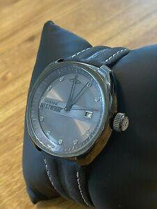Vivienne Westwood Bermondsey VV080GNTN Men's Watch - Leather Strap - RRP £265