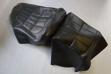 Motorcycle seat cover - Honda GL500 & GL650 Silver wing