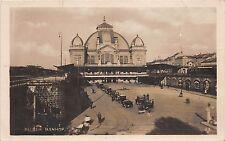 B13325 Czech Pilsen Plzen Banhof Railway Station 1931