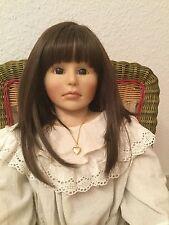 Brigitte LEMAN ZAPF CREATION - Puppe Jasmin Ca 85 Cm Groß Wie Echt