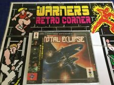 Panasonic 3do 3d0 Game Total Eclipse Import New Sealed