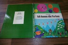 Alain Gree / Grée -- ICH KENNE die FARBEN // Neuer Tessloff Verlag 1970