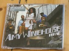 Amy WINEHOUSE: Rehab CD single (1) from Back to Black