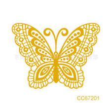 Piccola FARFALLA ORO Tatuaggio FARFALLA tattoo Mini Farfalla Tatuaggio Temporaneo