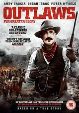 Outlaws (DVD) (NEW AND SEALED) (ANDY GARCIA) (REGION 2)