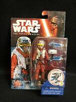 """Hasbro Star Wars The Force Awakens 3.75"""" Snow Mission X-wing Pilot ASTY Figure"""