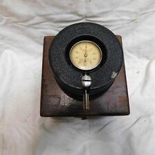 Starrett 192 Vibrometer with indicator